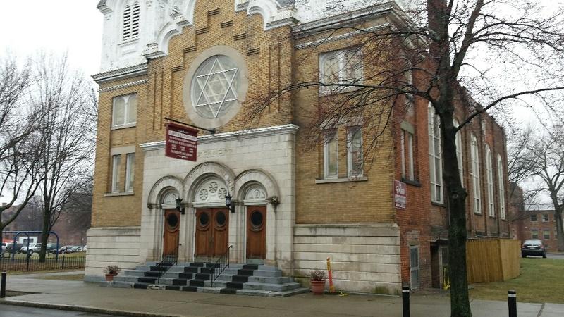 St. John's Church of God In Christ<br /><br /> 94 Herkimer St. (Jack Johnson Way)<br /><br /> Albany, NY
