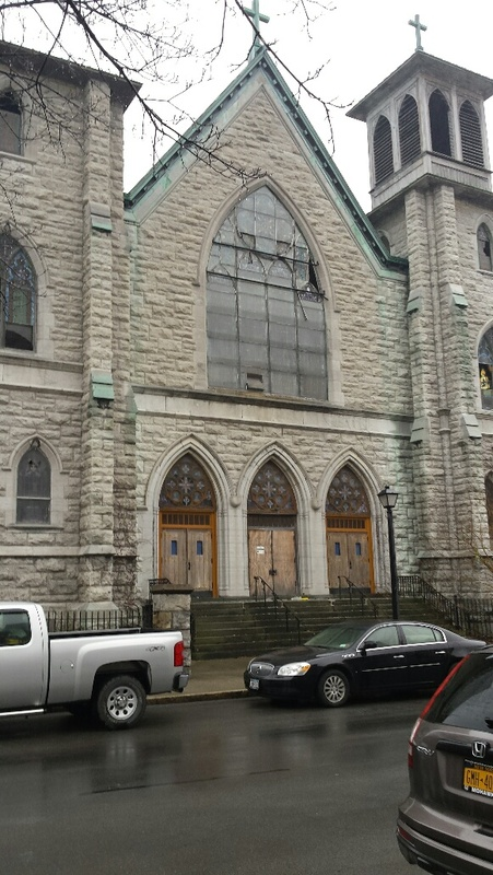 St. John&#039;s Catholic Church&lt;br /&gt;<br />